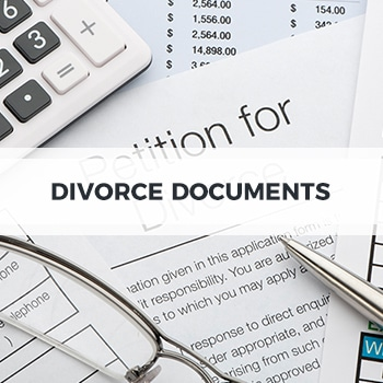 Divorce Documents